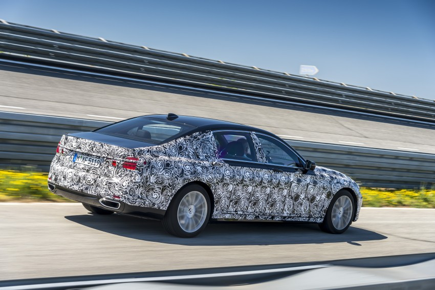 2016 BMW 7 Series G11/G12 – first details released Image #329942