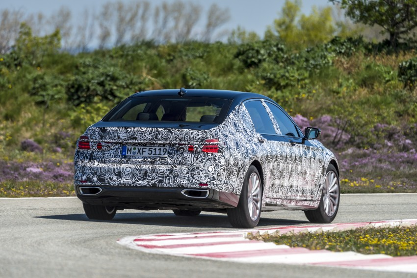 2016 BMW 7 Series G11/G12 – first details released Image #329938