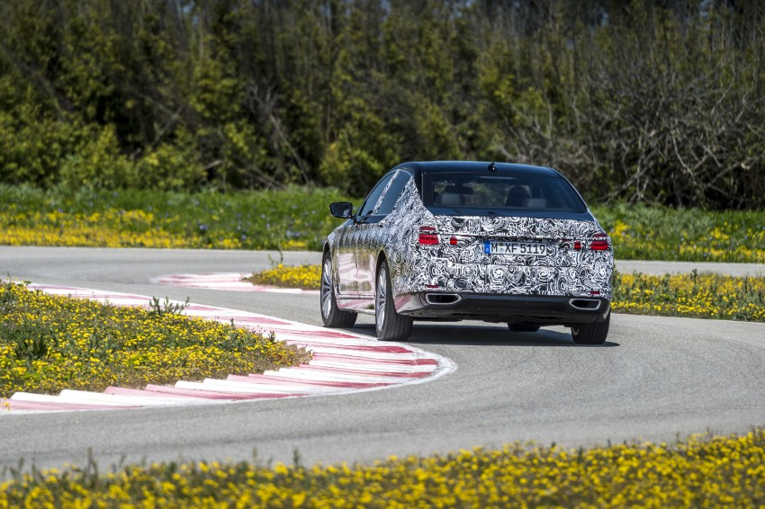 2016 BMW 7 Series G11/G12 – first details released Image #329925