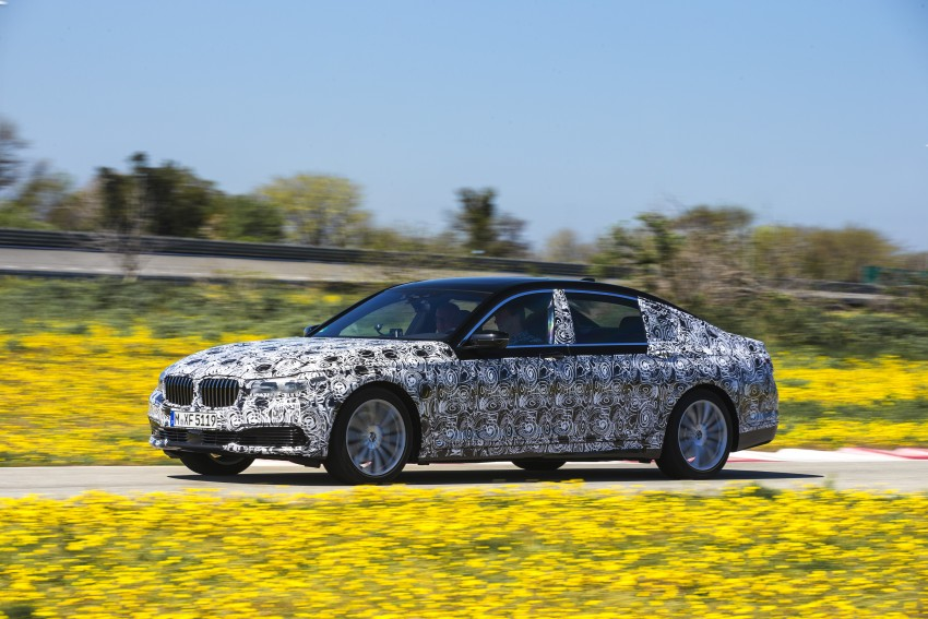 2016 BMW 7 Series G11/G12 – first details released Image #329929