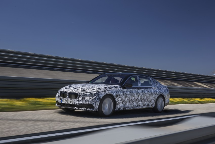 2016 BMW 7 Series G11/G12 – first details released Image #329956