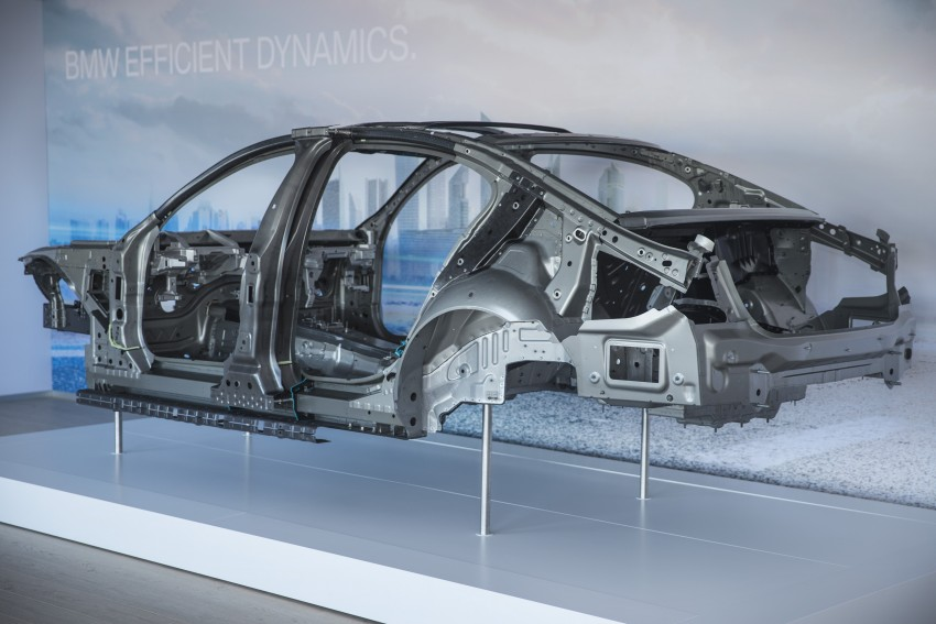 2016 BMW 7 Series G11/G12 – first details released Image #329991