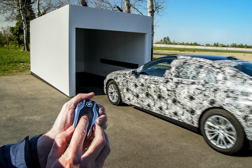 2016 BMW 7 Series G11/G12 – first details released Image #329980
