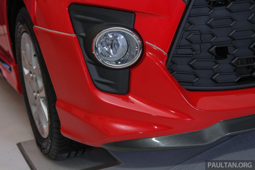 Perodua launches GearUp bodykit and accessories for both Axia faces, Standard and SE – Myvi next month Image #328631