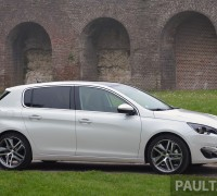Peugeot 308 Intl Test Drive 14