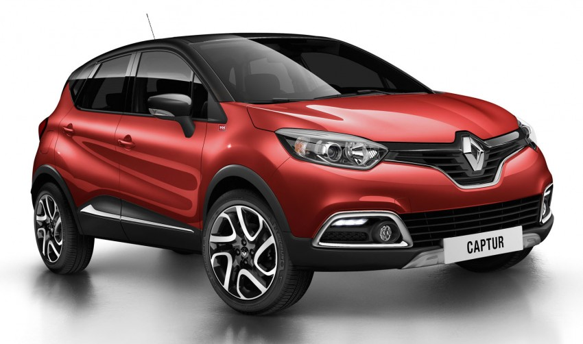 """Renault Captur and Clio GT to reach Malaysia in 2015, Duster SUV a """"possibility"""" for East Malaysia Image #331903"""