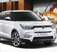 SsangYong Tivoli UK-07
