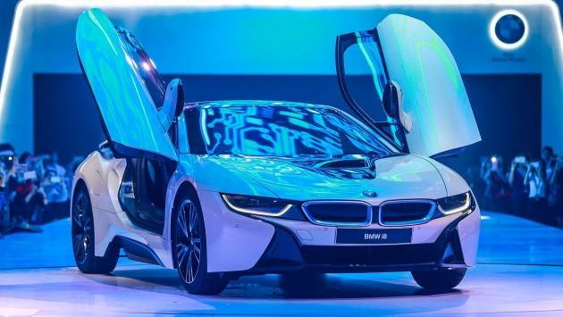 The all-new BMW i8 (2)