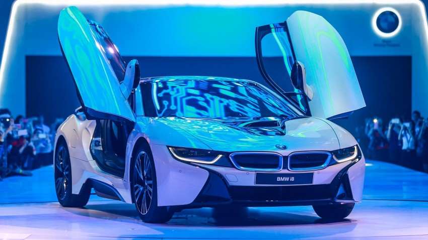 BMW i8 launched in Malaysia – priced at RM1,188,800 Image #328982