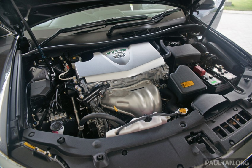 DRIVEN: 2015 Toyota Camry 2.0G and 2.5 Hybrid previewed – return to D-segment competitiveness? Image #324072