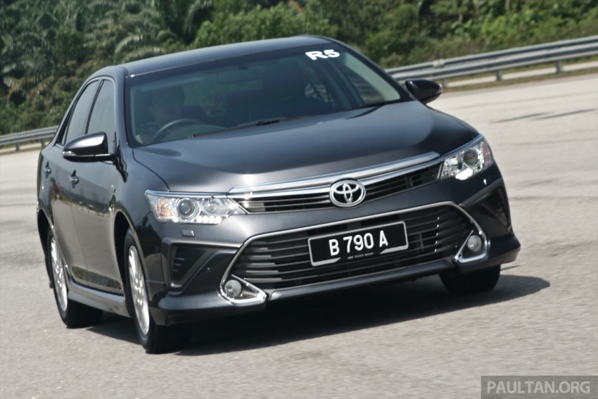 DRIVEN: 2015 Toyota Camry 2.0G and 2.5 Hybrid previewed – return to D-segment competitiveness? Image #324104