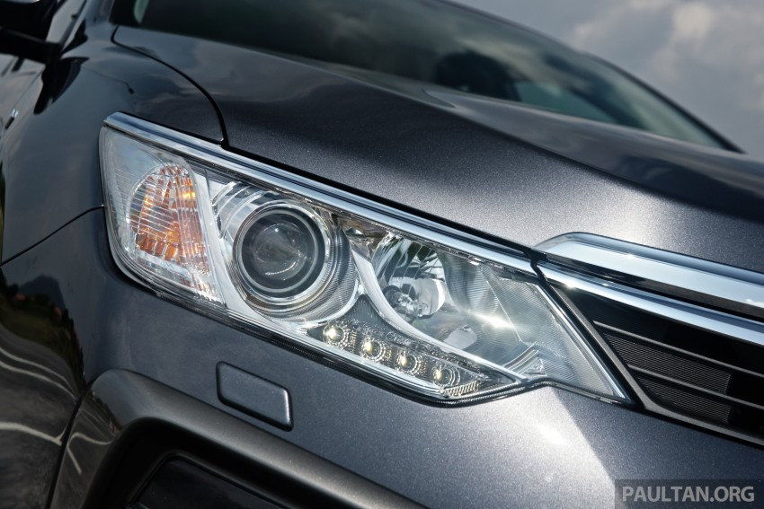 DRIVEN: 2015 Toyota Camry 2.0G and 2.5 Hybrid previewed – return to D-segment competitiveness? Image #324075