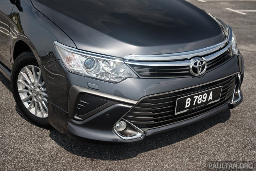 2015 Toyota Camry launched in Malaysia – new 6-spd 2.0E RM150k, 2.0G RM160k, 2.5 Hybrid RM175k Image #324094