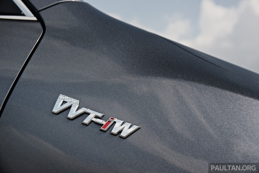 DRIVEN: 2015 Toyota Camry 2.0G and 2.5 Hybrid previewed – return to D-segment competitiveness? Image #324080
