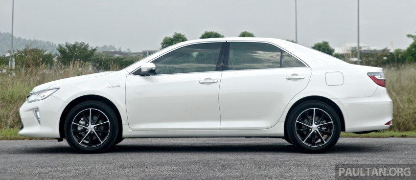 DRIVEN: 2015 Toyota Camry 2.0G and 2.5 Hybrid previewed – return to D-segment competitiveness? Image #324134
