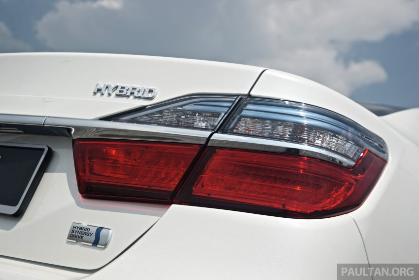 DRIVEN: 2015 Toyota Camry 2.0G and 2.5 Hybrid previewed – return to D-segment competitiveness? Image #324145