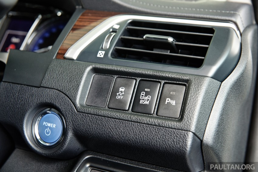 DRIVEN: 2015 Toyota Camry 2.0G and 2.5 Hybrid previewed – return to D-segment competitiveness? Image #324126
