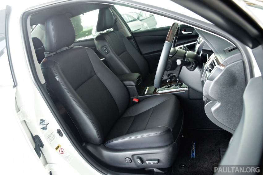 DRIVEN: 2015 Toyota Camry 2.0G and 2.5 Hybrid previewed – return to D-segment competitiveness? Image #324169