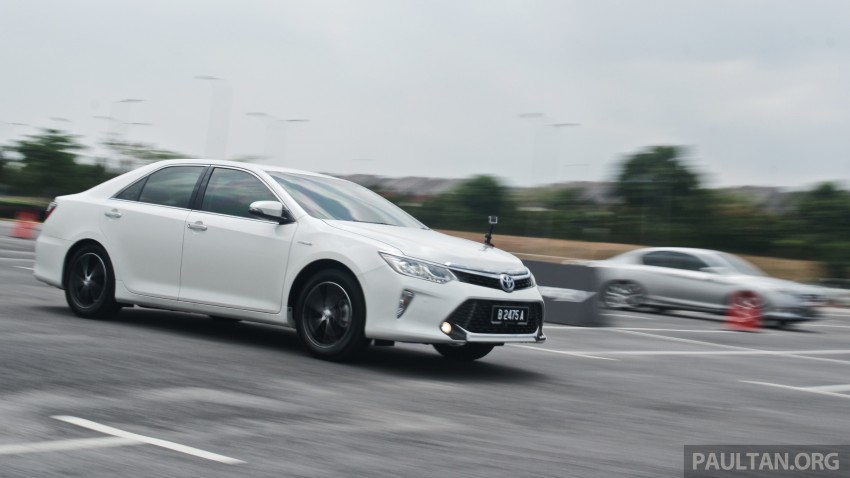 DRIVEN: 2015 Toyota Camry 2.0G and 2.5 Hybrid previewed – return to D-segment competitiveness? Image #324129