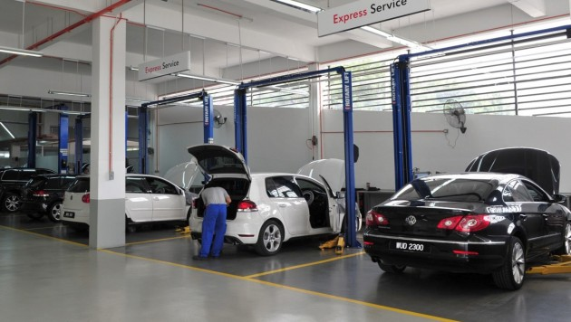 VW Technical Service Centre