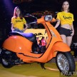 Vespa Sprint launched in Malaysia