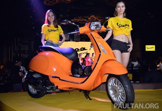 Vespa Sprint Malaysia 5