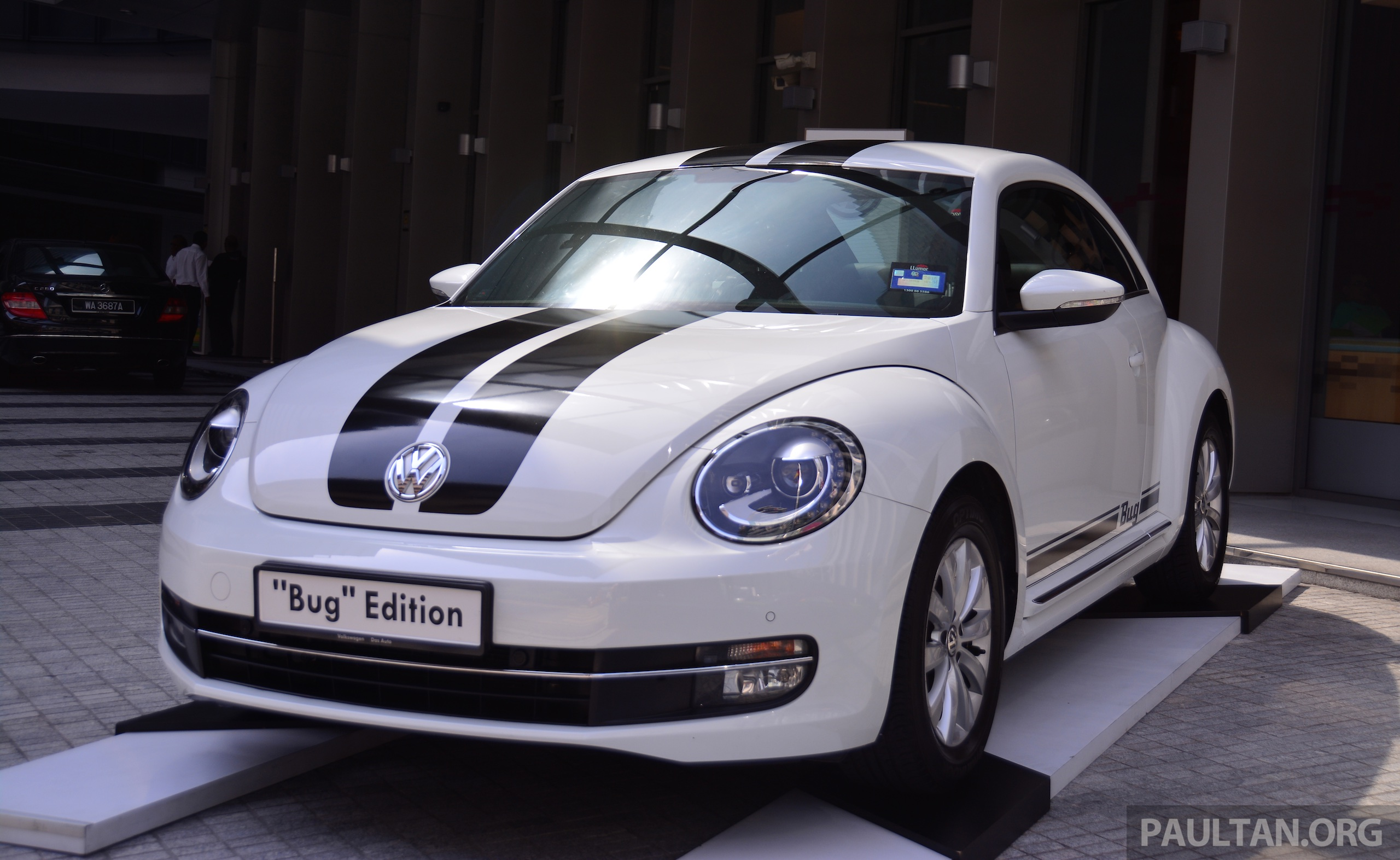 Volkswagen Beetle Bug Edition Launched Rm147k Paultan Org