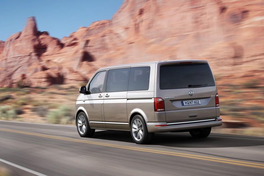 Volkswagen Transporter T6 – new-gen van unveiled Image #331502