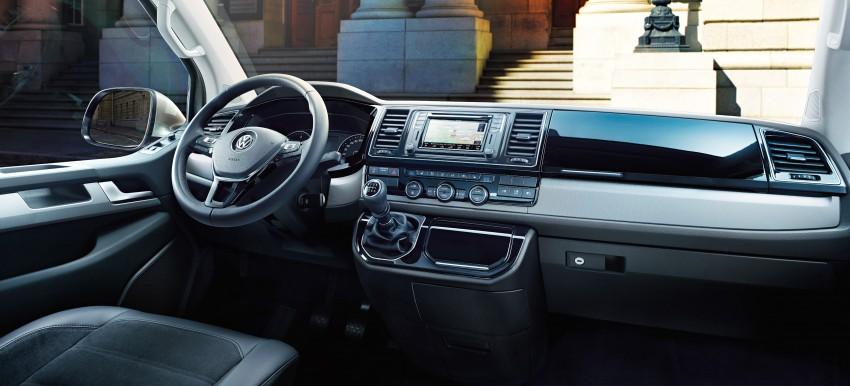 Volkswagen Transporter T6 – new-gen van unveiled Image #331504