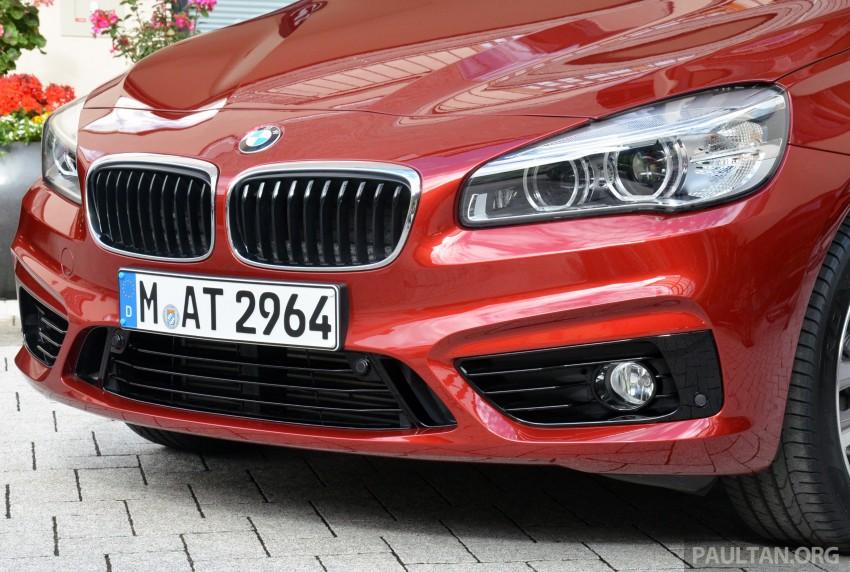 DRIVEN: F45 BMW 2 Series Active Tourer in Austria Image #328483
