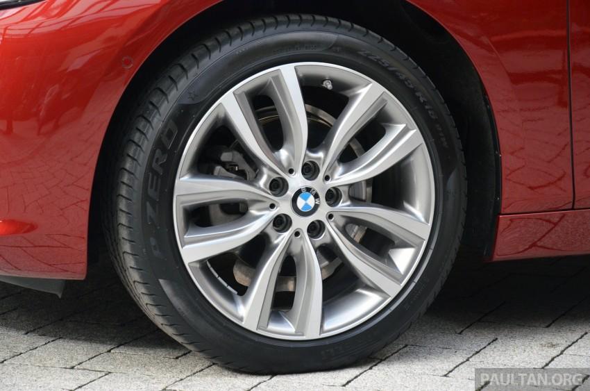 DRIVEN: F45 BMW 2 Series Active Tourer in Austria Image #328484
