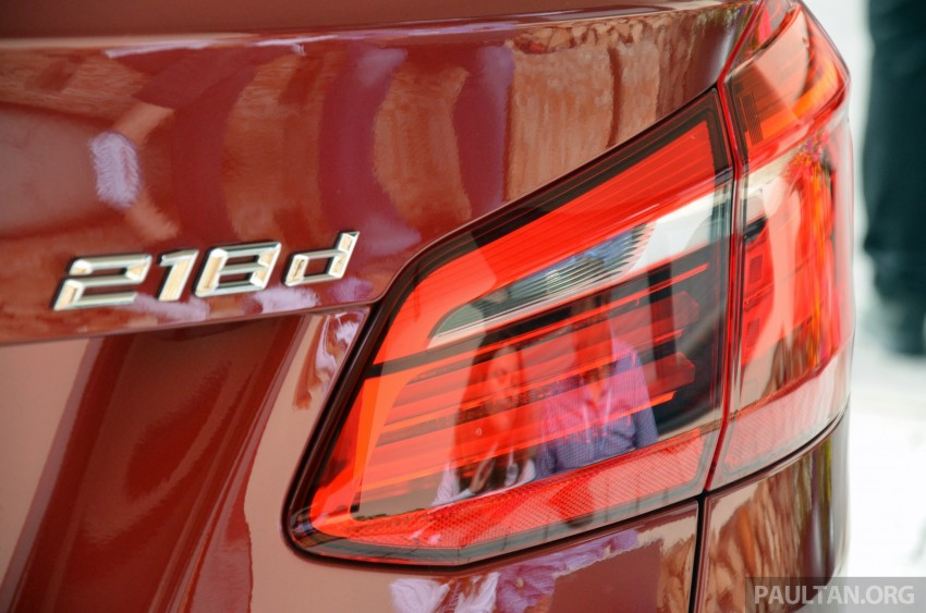 DRIVEN: F45 BMW 2 Series Active Tourer in Austria Image #328492