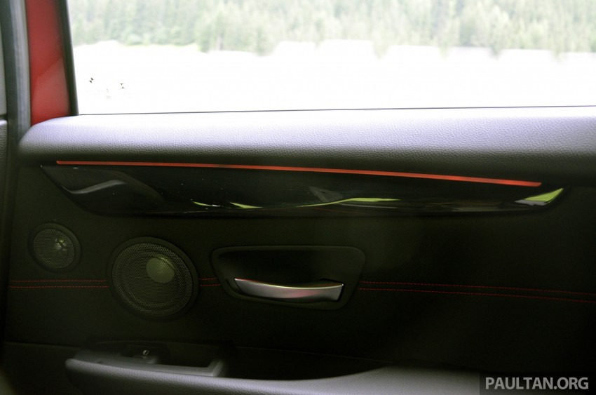 DRIVEN: F45 BMW 2 Series Active Tourer in Austria Image #328575