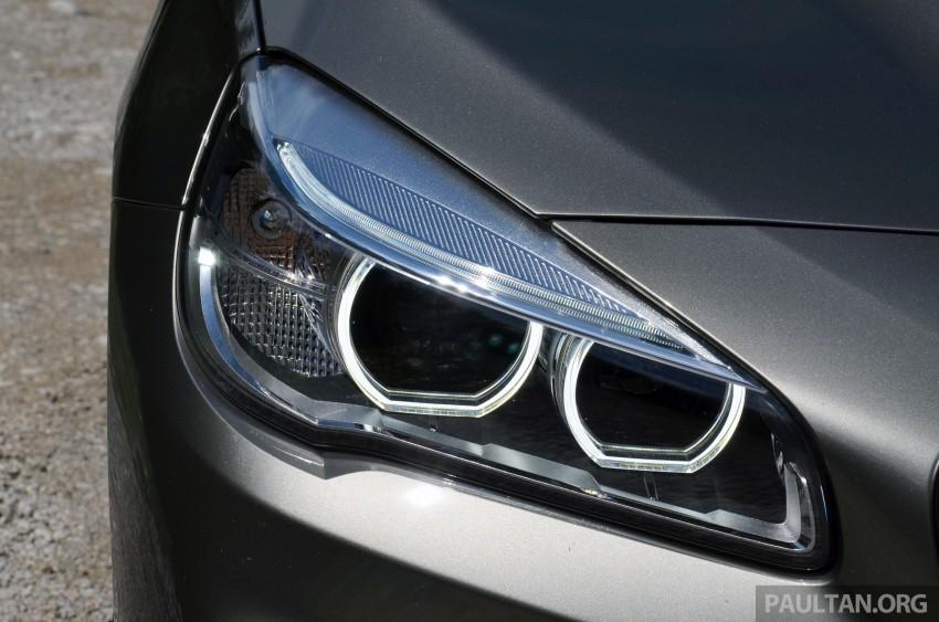 DRIVEN: F45 BMW 2 Series Active Tourer in Austria Image #328409