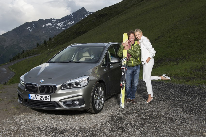 DRIVEN: F45 BMW 2 Series Active Tourer in Austria Image #328823