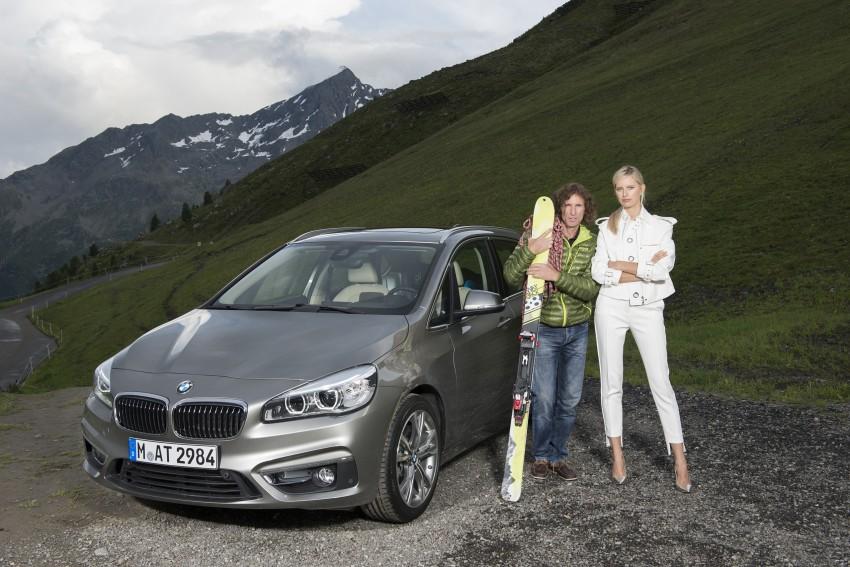 DRIVEN: F45 BMW 2 Series Active Tourer in Austria Image #328824