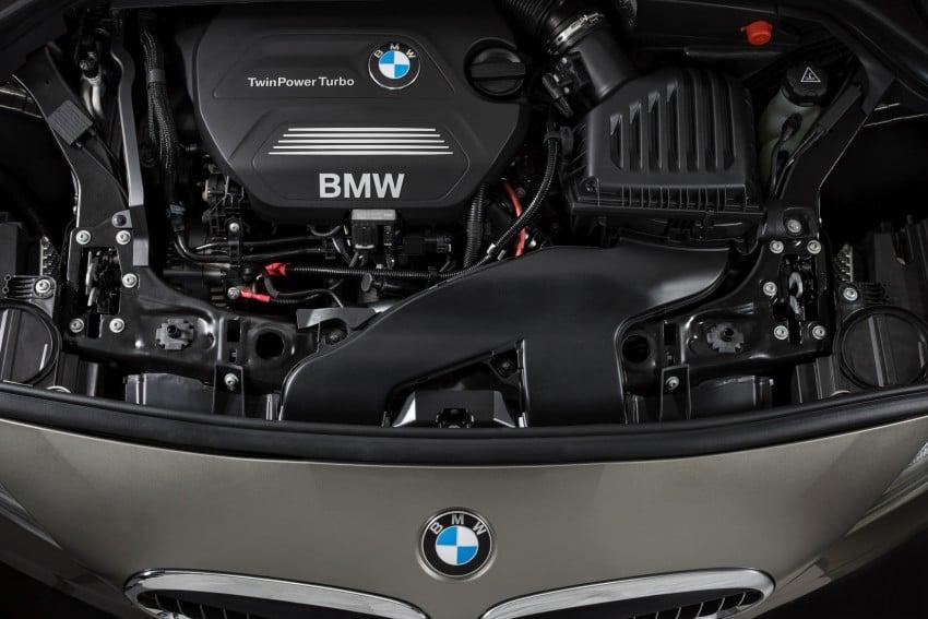 DRIVEN: F45 BMW 2 Series Active Tourer in Austria Image #328906
