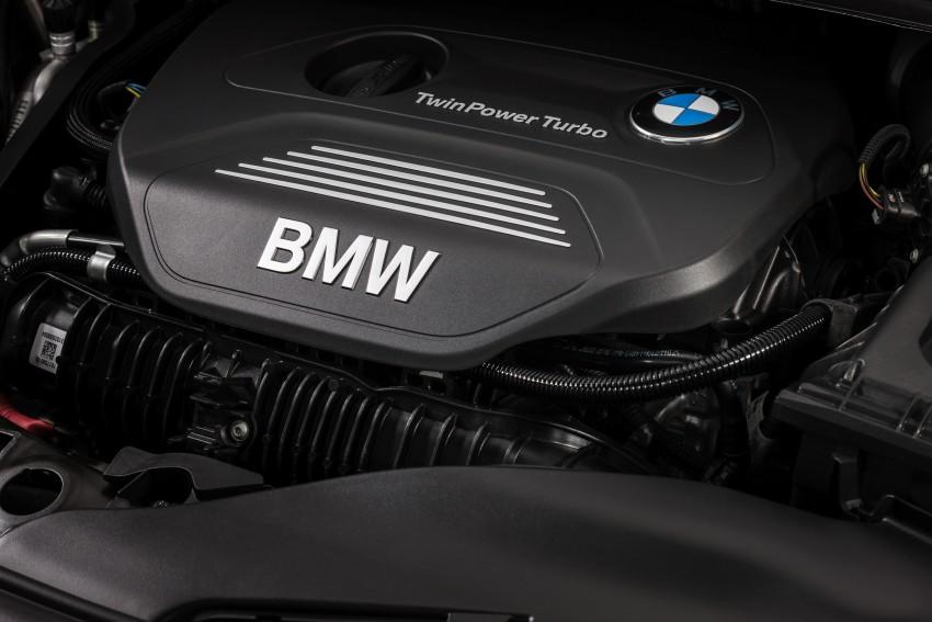 DRIVEN: F45 BMW 2 Series Active Tourer in Austria Image #328914