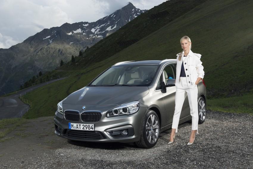 DRIVEN: F45 BMW 2 Series Active Tourer in Austria Image #328816