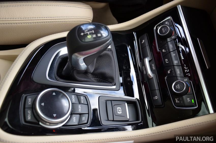DRIVEN: F45 BMW 2 Series Active Tourer in Austria Image #328443