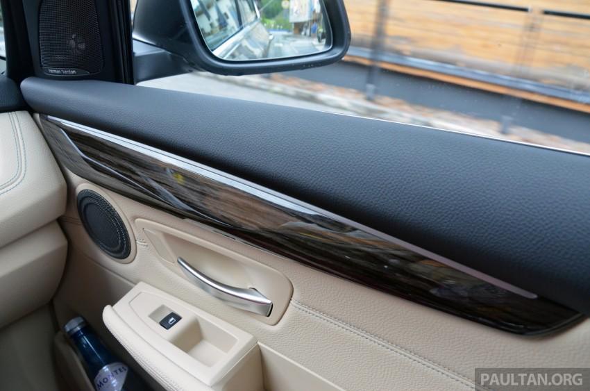 DRIVEN: F45 BMW 2 Series Active Tourer in Austria Image #328460