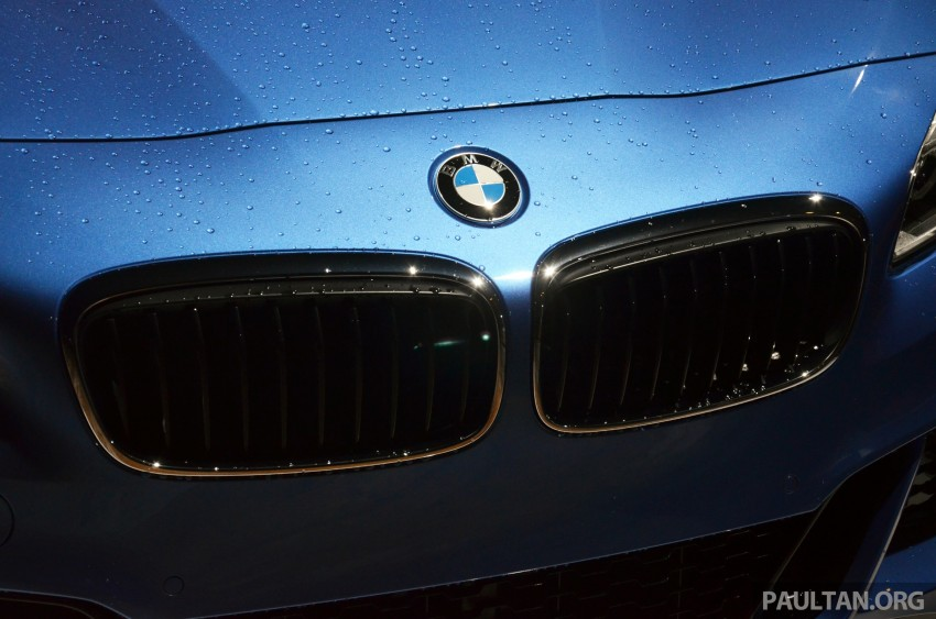 DRIVEN: F45 BMW 2 Series Active Tourer in Austria Image #328589