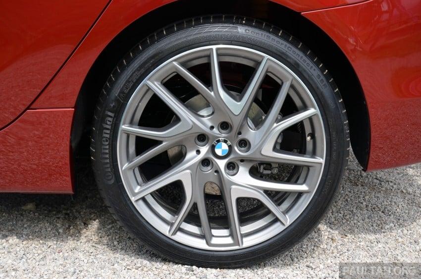 DRIVEN: F45 BMW 2 Series Active Tourer in Austria Image #328421