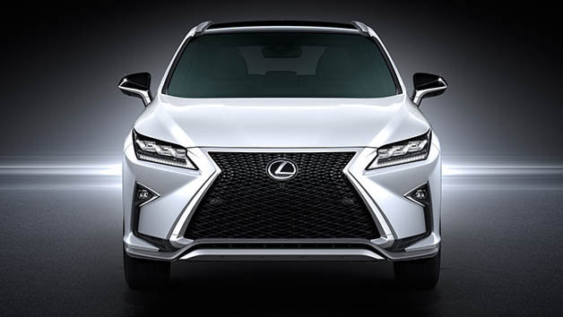 Lexus RX 450h and RX 350 F Sport debut at NYIAS Image #330900