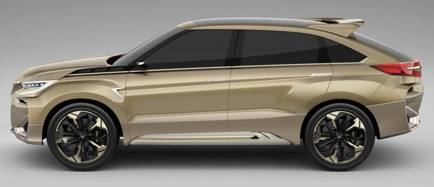 Shanghai 2015: Honda Concept D previews new SUV Image #330658