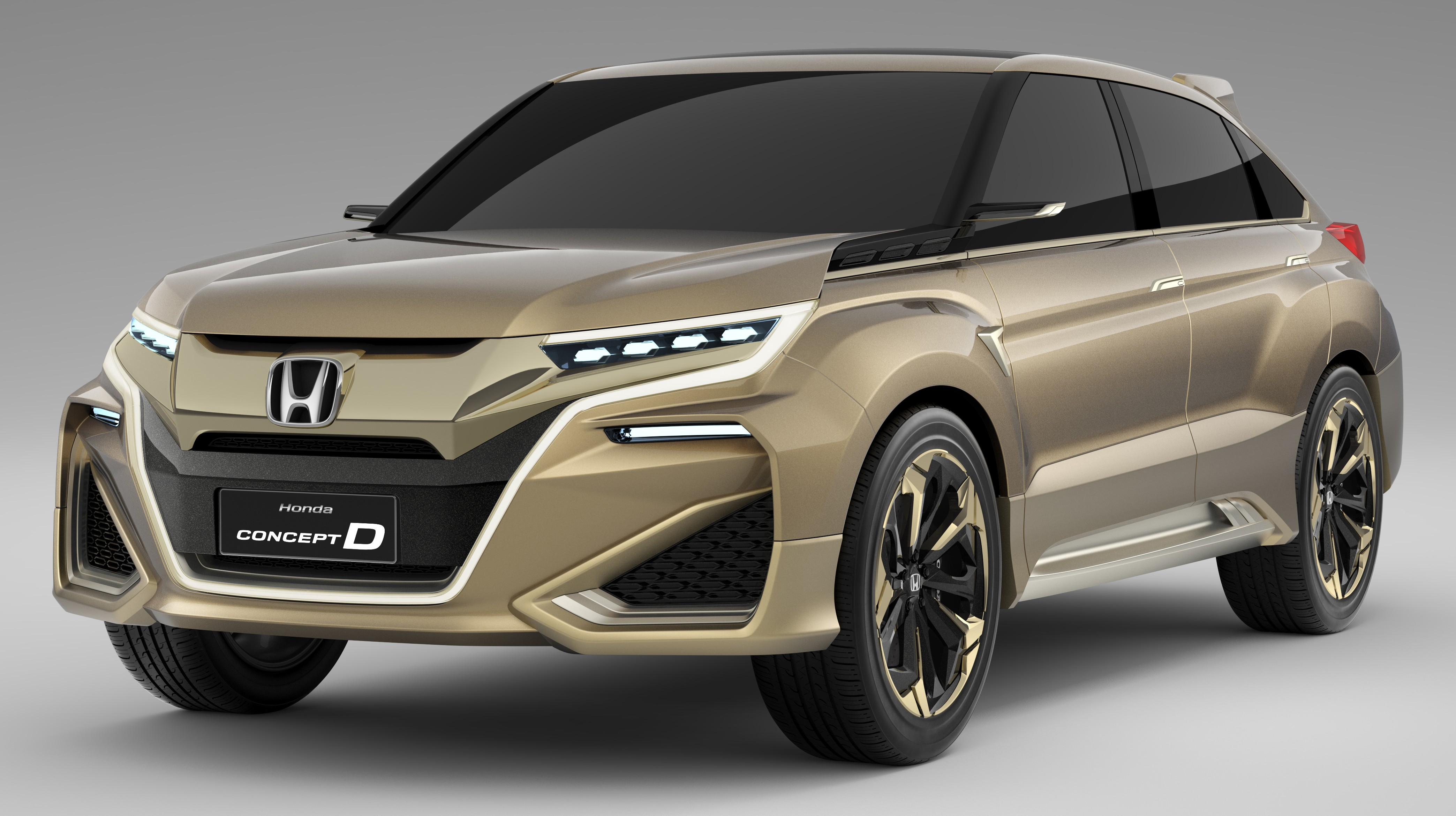 Honda UR-V - trademarks filed for new flagship SUV