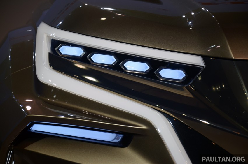 Shanghai 2015: Honda Concept D previews new SUV Image #330313