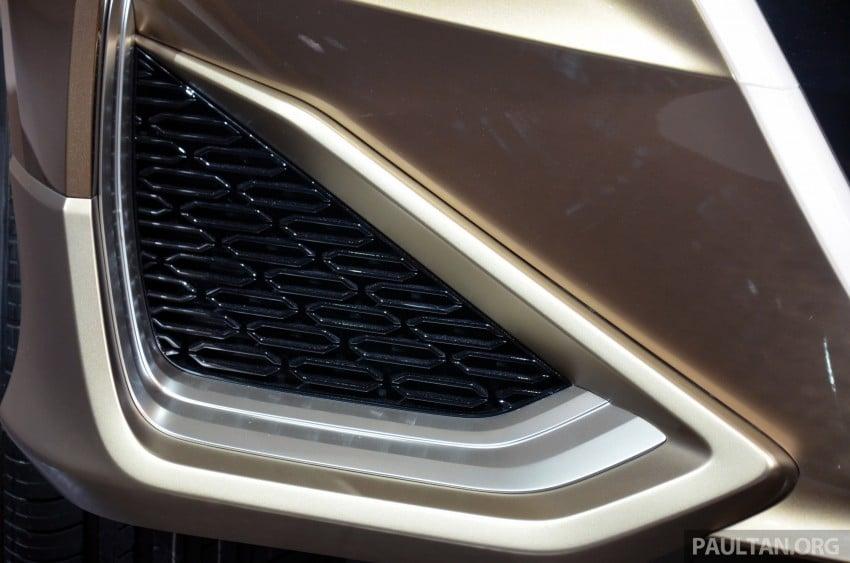 Shanghai 2015: Honda Concept D previews new SUV Image #330314