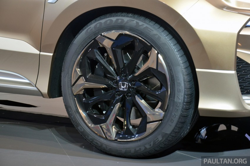 Shanghai 2015: Honda Concept D previews new SUV Image #330315