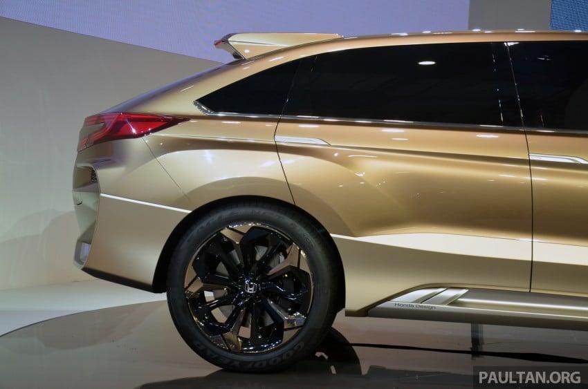 Shanghai 2015: Honda Concept D previews new SUV Image #330317